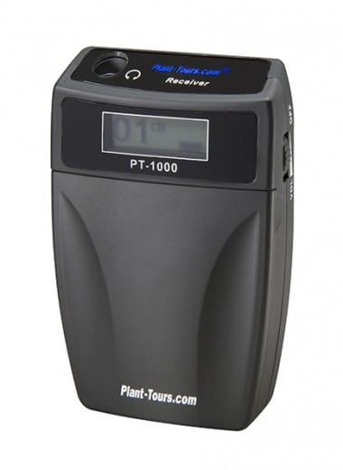 pt-1000 receiver