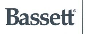bassett gray with line logo