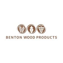 benton wood logo